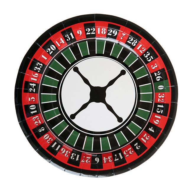 roulette teppich