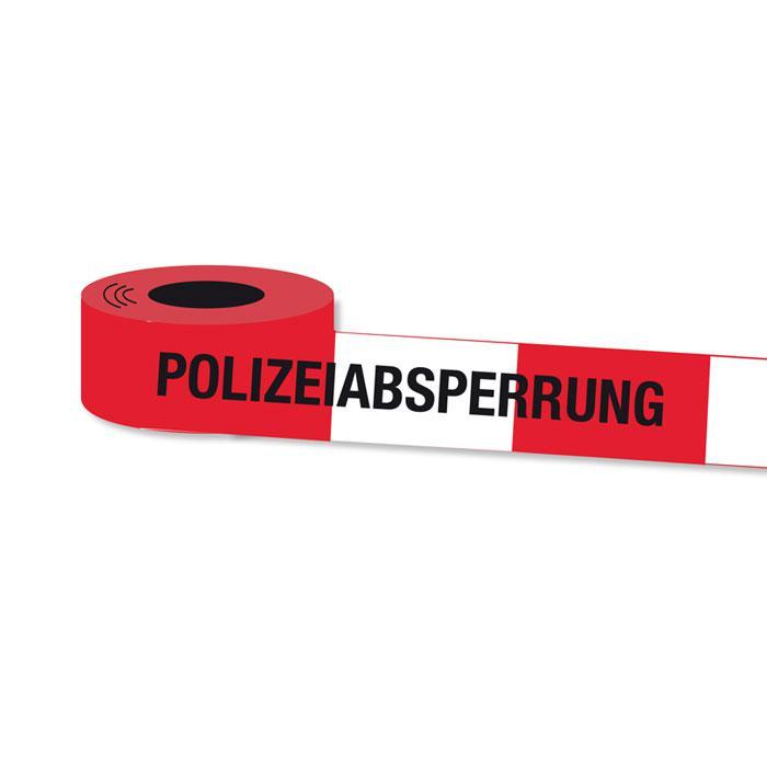 Party Absperrband Polizei 10 M Gunstig Kaufen Bei Partydeko De