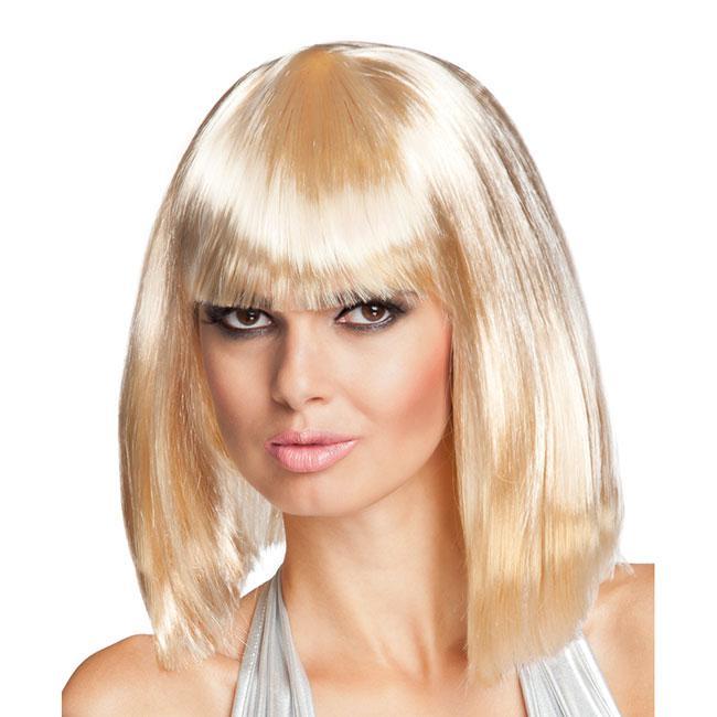 Sexy blonde Perücke