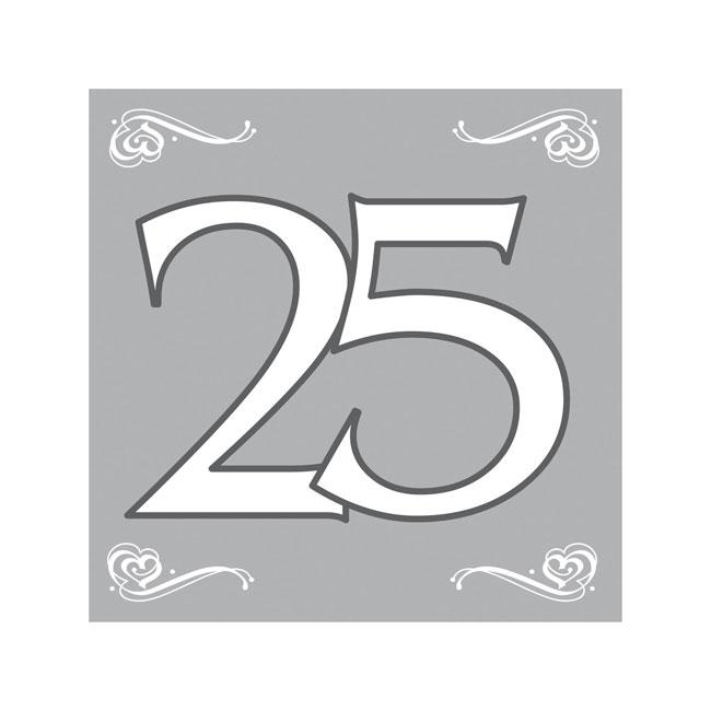 Dienstjubiläum 25