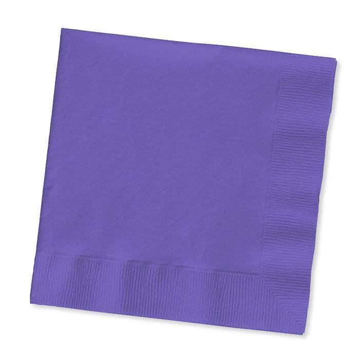 servietten 50er pack lila g nstig kaufen bei. Black Bedroom Furniture Sets. Home Design Ideas