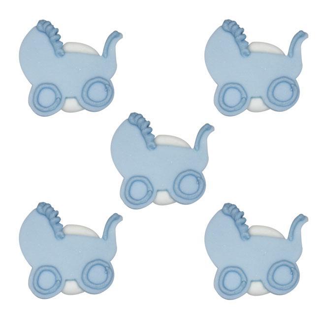Essbare Kuchendeko Baby Party Kinderwagen 5er Pack Gunstig Kaufen