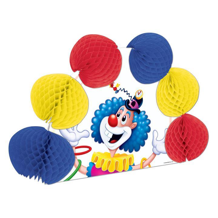 Tischdeko Clown Archive Ausmalbilder