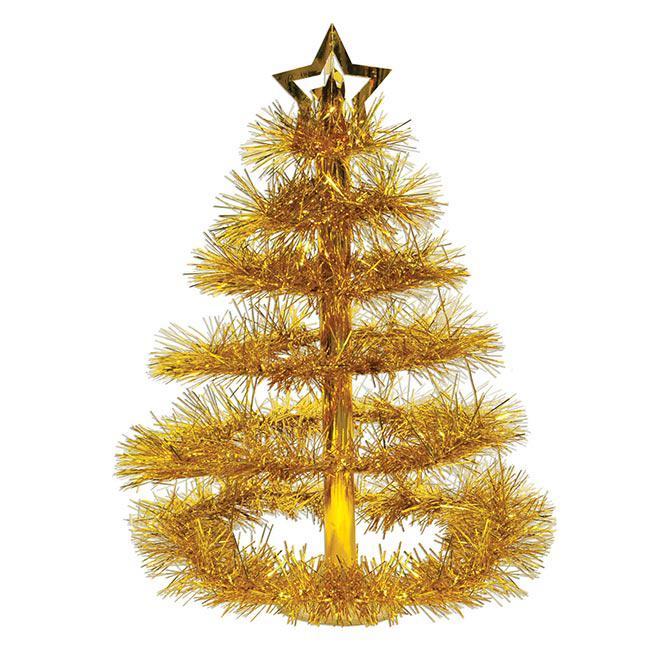 tischdeko glitzernder weihnachtsbaum 41 cm g nstig. Black Bedroom Furniture Sets. Home Design Ideas