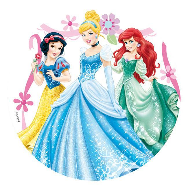Belle And The Prince Cake Topper