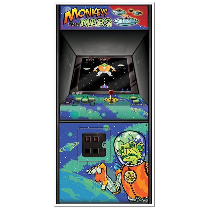 t r deko arcade videospiel 1 5 m g nstig kaufen bei. Black Bedroom Furniture Sets. Home Design Ideas