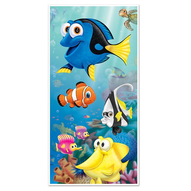 Pappteller Unter dem Meer 8er Pack