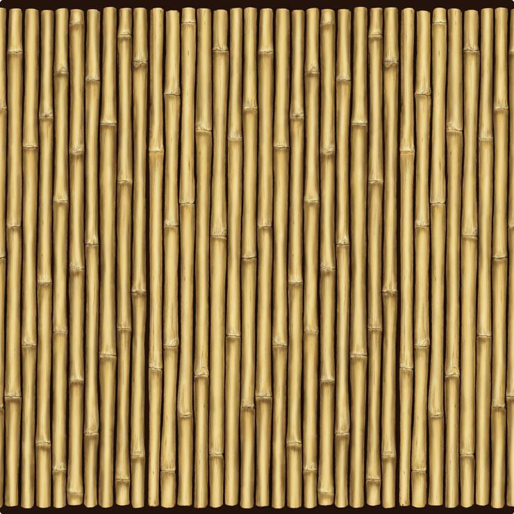 wanddeko bambuszaun 1 2 x 12 2 m g nstig kaufen bei. Black Bedroom Furniture Sets. Home Design Ideas