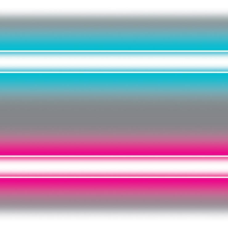 Wanddeko bord re neon streifen 910 cm g nstig kaufen bei - Wanddeko streifen ...