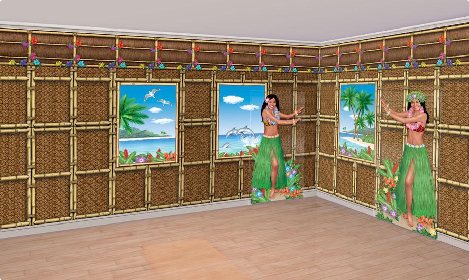 wanddeko meerblick 0 83 x 1 9 m g nstig kaufen bei. Black Bedroom Furniture Sets. Home Design Ideas