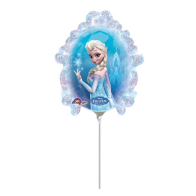 xl folienballon die eisk nigin elsa anna 78 cm. Black Bedroom Furniture Sets. Home Design Ideas