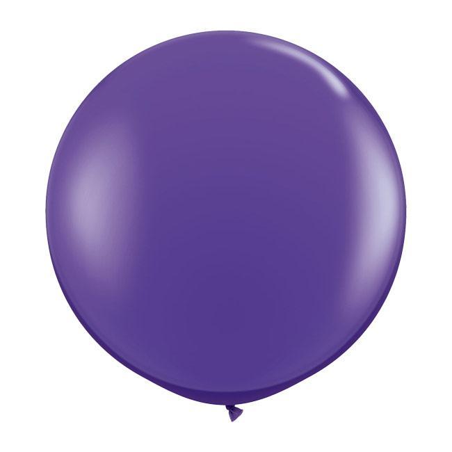 xl luftballon einfarbig g nstig kaufen bei. Black Bedroom Furniture Sets. Home Design Ideas