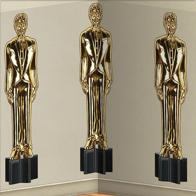 xxl wanddeko awards night 122 x 914 cm g nstig kaufen