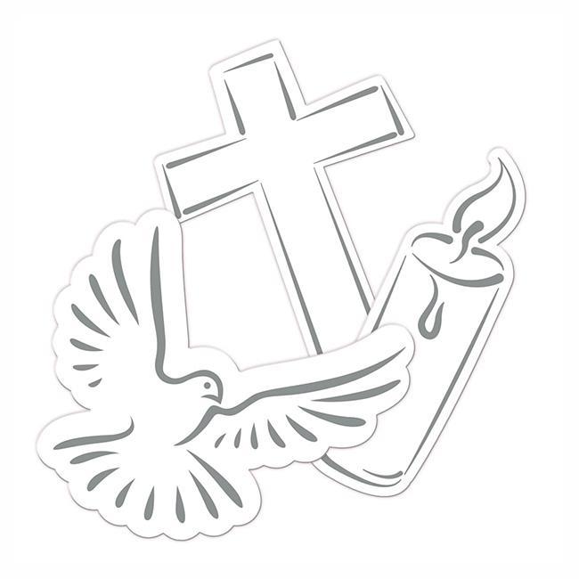 Xxl Konfetti Christliche Symbole 24 Tlg Günstig Kaufen