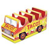 """3D-Tischdeko """"Taco Truck"""" 26,5 cm"""