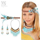 "Accessoire-Set ""Indianerin"" 4-tlg."