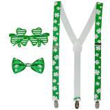 Accessoire-Set St. Patrick's Day 3-tlg.