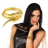 """Armband """"Goldene Schlange"""""""