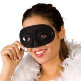 """Augenmaske """"Maskenball""""-schwarz"""
