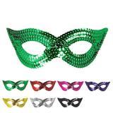 """Augenmaske mit Pailletten """"Glamour"""""""