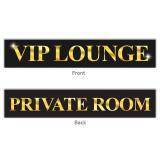 "Banner ""VIP Lounge"" 70 x 13 cm"