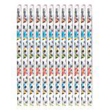 "Bleistifte ""Farbenfroher Fußball"" 12er Pack"