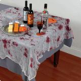 Blutiges Tischtuch 152 x 213 cm
