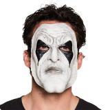 """Maske """"Böser weißer Clown"""""""