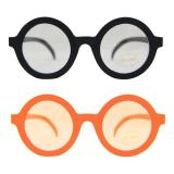 """Brille """"John Potter"""" mit gespiegelten Gläsern"""