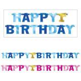 """Buchstaben-Girlande """"Happy first Birthday"""" 2,13 m"""