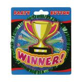 "Button ""Winner"" 11 cm"