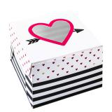 """Cupcake- und Muffin-Box """"Nur du und ich"""" 2er Pack"""