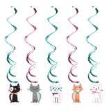 """Deckenhänger """"Kleines Kätzchen Kitty"""" 5-tlg."""