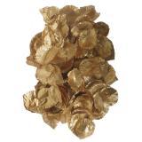 Edle Rosenblätter metallic 144er Pack-gold