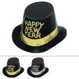 "Edler Zylinder ""Happy New Year"""