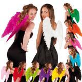 Einfarbige Flügel 50 cm