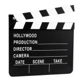 Filmklappe Hollywood 20 x 18 cm