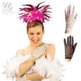 Fischnetz Handschuhe