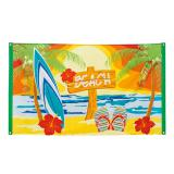 "Banner ""Strandparty"" 150 x 90 cm"