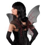 "Flügel ""Spinnenfrau"" 62 cm"
