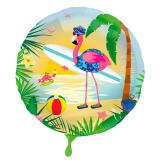 "Folien-Ballon ""Flamingo Party"" 44 cm"