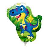 "Folien-Ballon ""Kleiner Dino"" 30 cm"