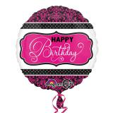 "Folienballon ""Fabulous Birthday"" 43 cm"
