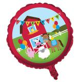 "Folien-Ballon Happy Birthday ""Meine kleine Farm"" 45 cm"