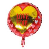 "Folienballon ""Love You"" 44 cm"