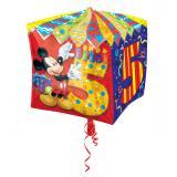 "Folienballon ""Micky Maus 5. Geburtstag"" 38 cm"