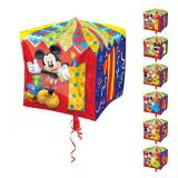 "Folienballon ""Micky Maus zum Geburtstag"" 38 cm"