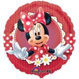 "Folienballon ""Minnie Maus"" 43 cm"