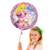 """Folienballon """"Prinzessinnenleben"""" 43 cm"""