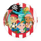 """Folienballon """"Yoho - Jake und die Nimmerland Piraten"""" 43 cm"""